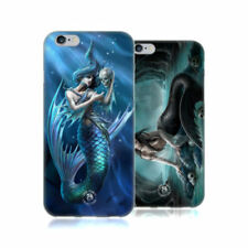 Anne Stokes Silicone/Gel/Rubber Cases & Covers for Apple