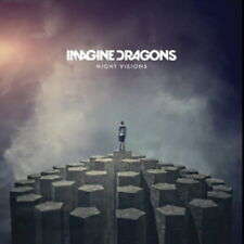 Imagine Dragons - Night Visions (Deluxe Edition) Korea Import CD New