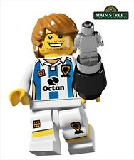 LEGO Minifigures Series 4 8804 Soccer Player NEW