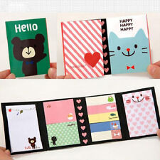 Animals Sticker Bookmark Marker Memo Flags Sticky Lovely Notes