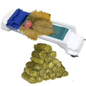Roller Machine Stuffed Grape Cabbage Leaf Rolling Tool Vegetable Meat Curler #E1