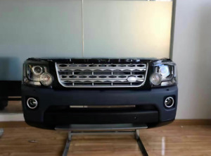 Land Rover Discovery 4 Front Bumper Facelift Standard conversion 2014+ LR4 3