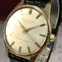 Vintage 1963 Seiko Cronos Special 15039 GOLD FILLED 23 Jewels Hand-Winding #430