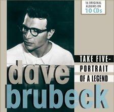 Dave Brubeck - Take Five - Portrait of a Legend [CD]