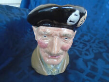 Monty Large Character Jug made by Royal Doulton