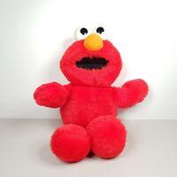 Vintage Tickle Me Elmo Tyco Tested Working Sesame Street 42cm