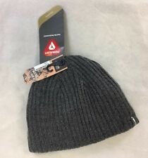 Outdoor Research Camber Primaloft Beanie Hat Pewter Charcoal Gray Insulated NWT