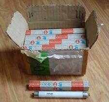 25 x Osram  L4W/23 tubes (white)