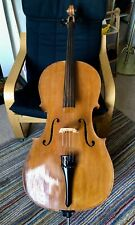 More details for good old german cello, circa 1900-1930, lovely warm sound