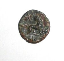 Ancient Greek, Unidentified bronze coin. Lion