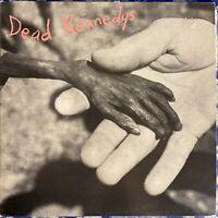 Dead Kennedys – Plastic Surgery Disasters : Orig 1984 Vinyl LP Monarch EX PUNK