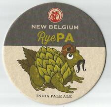 16 New Belgium  RyePA  IPA  Beer Coasters