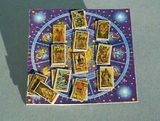 Dollhouse Miniature Halloween Tarot Celestial Board by Lorraine Scuderi