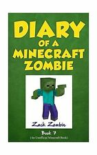 Diary of a Minecraft Zombie Book 7: Zombie Family Reunion (An U... Free Shipping