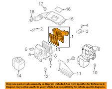 SUBARU OEM 08-12 Legacy Air Cleaner Intake-Box Housing Cover Lid 46052AG07A