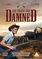 The Proud And Damned DVD (2007) Chuck Connors New