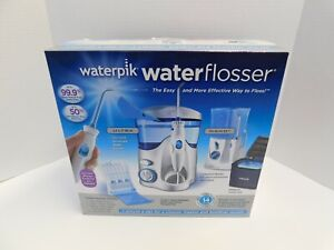Waterpik Water Flosser Ultra Plus&Nano Combo Pack W/Case & Accessories~OPEN BOX