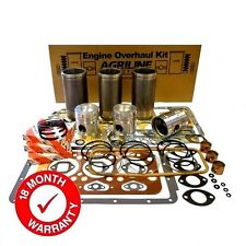 ENGINE OVERHAUL KIT FITS NUFFIELD 3/45 TRACTORS WITH BMC 2.8T & 2.8TD ENGINE