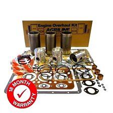 KIT di revisione del motore si adatta Nuffield 10/42 3/42 3/45 342 con motore BM2.8T/2.8TD