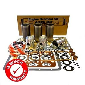 ENGINE OVERHAUL KIT FOR NUFFIELD 10/42 3/42 3/45 342 WITH BM2.8T / 2.8TD ENGINE