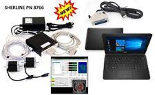 dPP Lathe CNC kit for Sherline. A Complete CNC System + Dell Laptop (Windows OS)