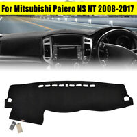 For Mitsubishi Pajero NS NT 2008-2017 Car Dashboard Cover Dashmat Dash Mat Pad