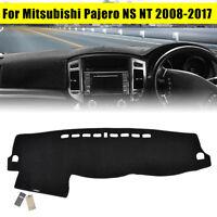 For Mitsubishi Pajero NS NT 2008-2017 Car Dashboard Sun Cover Dashmat Dash Mat