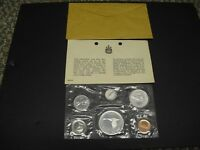 1967 CANADIAN ROYAL MINT Silver 1867-1967 CENTENNIAL 6 COIN PROOF SET