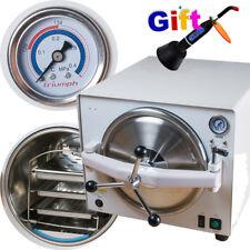 Ss Dentla Medical Steam Sterilizer Sterilizition Dentist Disinfection Machine