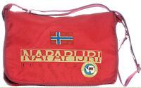 Borsa Tracolla Uomo Donna Napapijri Bag Messanger Men Woman North Cape Huckleber