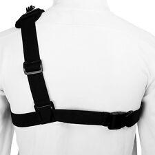 Shoulder Chest Strap Mount Harness Belt For GoPro Hero 3 3+ 4 Session FY