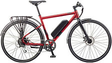 Ezego Commute EX Mens Electric Bike 2020 - Red