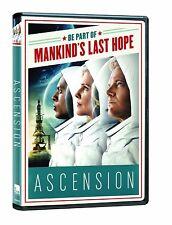 NEW DVD - ASCENSION - MINI SERIES - PAUL NOLAN , TRICIA HELFER , TIFFANY LONSDA