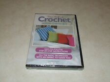 The Art of Crochet DVD - Getting Started - New