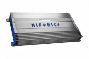 HIFONICS BG-2500.1D BRUTUS 2500W 1 CH 5000W MAX SUBWOOFERS SPEAKERS AMPLIFIER