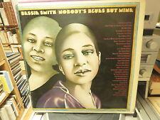 Bessie Smith : nobody blues but mine - double album CBS 67323