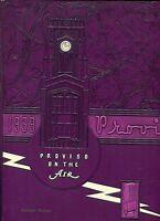 PROVISO TOWNSHIP HIGH SCHOOL, MAYWOOD, ILLINOIS, YEARBOOK - THE PROVI - 1939