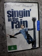 SINGIN' IN THE RAIN (DVD, Region 4) GM3