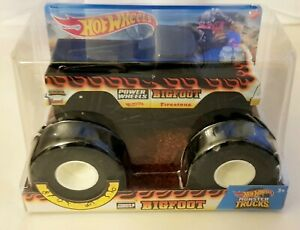 Hot Wheels Monster Trucks 1:24 Scale - BIGFOOT. Rare UK