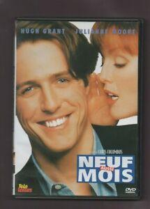 DVD - Neu Monate Avec Hugh Grant Und Julianne Moore