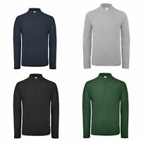 B&C - Polo manches longues - Homme (BC3942)