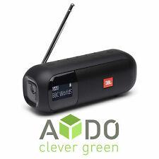 JBL Tuner 2 Bluetooth® Speaker Lautsprecher FM DAB+ Digital Radio Schwarz