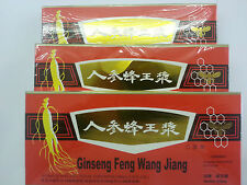 """PROMOTION""Ginseng and Royal Jelly Extract Oral Liquid 3 boxes 30 Vials harbin"