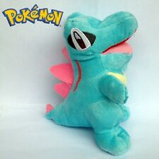 "Totodile Pokemon Plush Johto Starter Water Soft Toy Nintendo Stuffed Animal 7"""