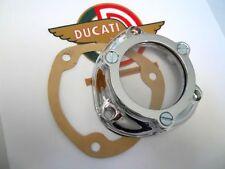 Tapa mirilla ojo de Buey Ducati 175-200-250-350.
