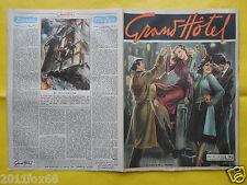 1949 grand hotel anno IV n.132 fotoromanzi italian magazine of photo stories xxx