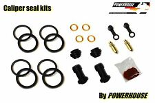 Honda CBR 1000 F FH FJ 1987 1988 87 88 front brake caliper seal repair kit set