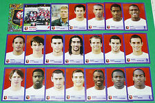 PANINI FOOTBALL FOOT 2006 STADE RENNAIS RENNES ROAZHON COMPLET FRANCE 2005-2006