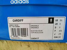 ADIDAS CARDIFF TAGLIA UK 9 NUOVO CON SCATOLA