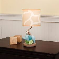 Carter's Lamp Base And Shade, Jungle Play Theme NEW IN BOX